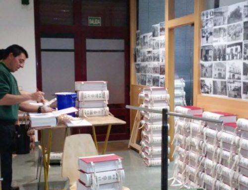 Cariñena (Zaragoza) – Gran trabajo en una notaría